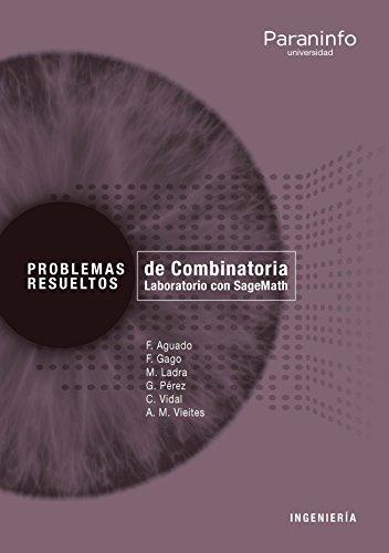 Problemas resueltos de Combinatoria. Laboratorio con SageMath (Matemáticas)