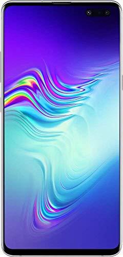 Samsung Galaxy S10 5G Enabled Verizon Crown Silver 256GB (Renewed)