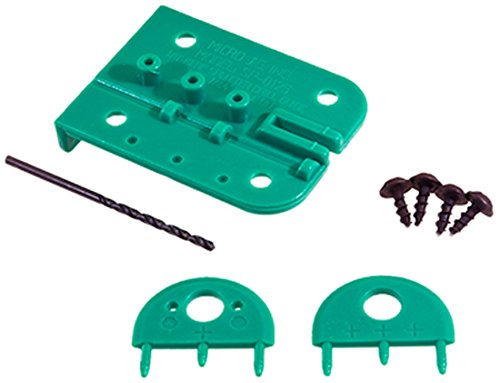 MJ SPLITTER for 1/8' Kerf Saw Blades by MICROJIG. Table Saw Safety Splitter System