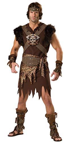 Barbarian Man Adult Costume - X-Large