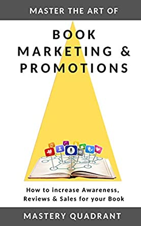 Master the Art of Book Marketing & Promotions