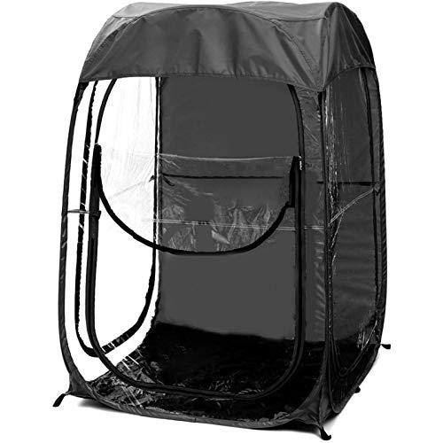 Earthily Angelzelt Pop-Up Weather Pod Sports Shelter Zelt Zuschauer Zelt Für Sportveranstaltungen Beobachten