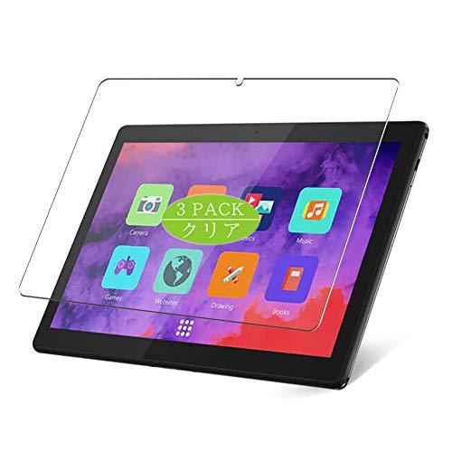VacFun 3 Piezas HD Claro Protector de Pantalla Compatible con Lenovo Tab B10 10.1', Screen Protector Película Protectora(Not Cristal Templado)