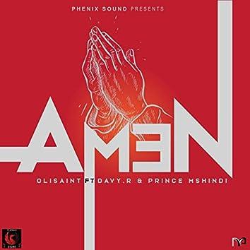 Amen (feat. Davy, Prince Mushindi)