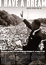Posterjacks UK Huge Laminated/ENCAPSULATED I Have a Dream Speech Martin Luther King Poster Measures 36 x 24 inches (91.5 x 61cm)