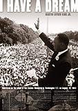 Martin Luther King Speech -Discours - Große Laminierte