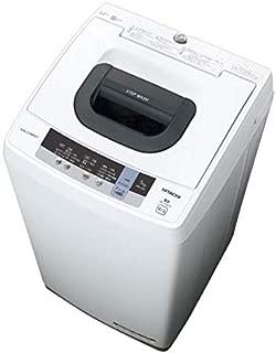 日立 5.0kg 全自動洗濯機 ピュアホワイトHITACHI NW-50C-W