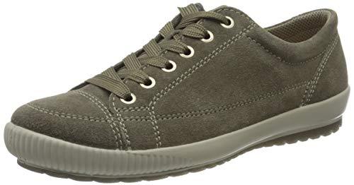 Legero Damen Tanaro Sneaker, Grün (Flint (Grün) 76), 42 EU (Herstellergroesse:8 UK)