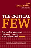 The Critical Few: Energize Your Company's Culture by Choosing What Really Matters