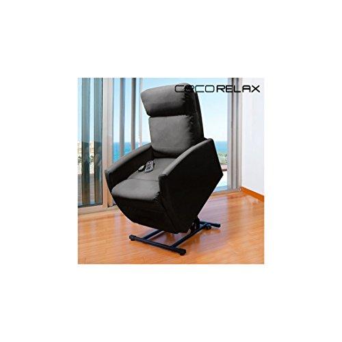 Sillón Relax Masajeador Levantapersonas Cecorelax Compact 6009