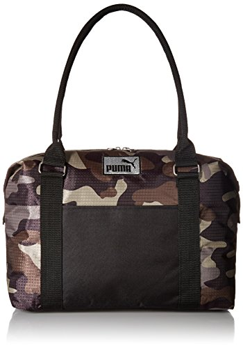 PUMA Women's Evercat Jane Tote, camo, OS