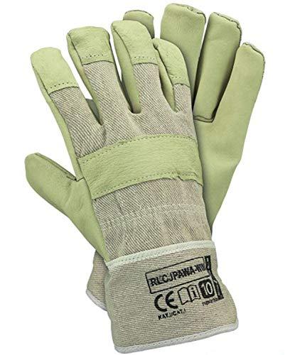 Winterhandschuhe Schutzhandschuhe Arbeitshandschuhe Warm Gefüttert (RLCJPAWA-WI)