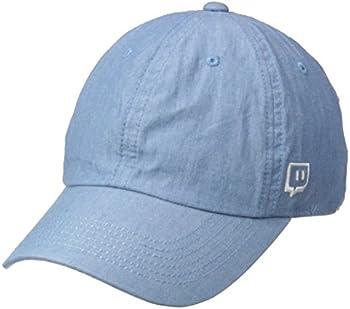 Twitch Glitch Emote Chambray Hat