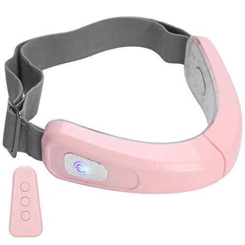 Masseur de visage électrique, appareil de levage de visage, V-Face électrique, réducteur de double menton avec télécommande, machine de sculpture fraîche pour la maison (Pink)