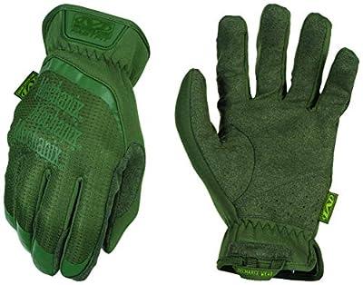 Mechanix FastFit OD Green Gloves, X-Large