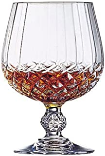 Cristal D'Arques Longchamp Brandy, 32CL, Set Of 6