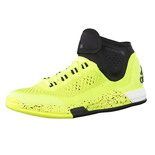 adidas 2015 Crazylight Boost Primekni - syello/cblack/syello, Größe:5