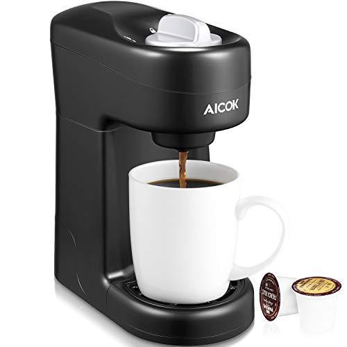 Aicok Single Serve Coffee Maker