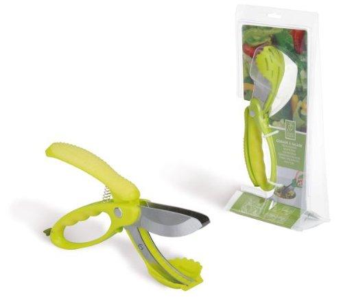 Esschert Design Ciseaux à Salade 16,1 x 7,2 x 32,2 cm, c2036