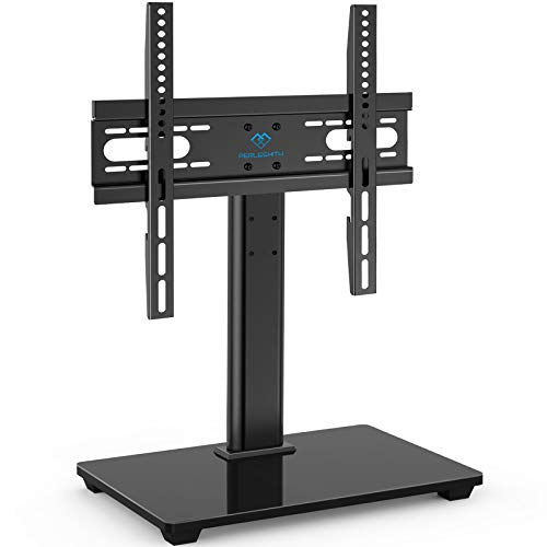 PERLESMITH Universal TV Stand - Table Top TV Stand for 37-55...