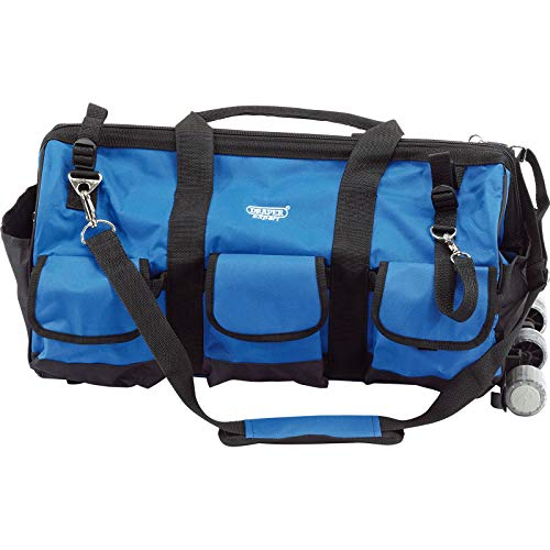 Draper Expert 40754 Werkzeugtasche mit Rollen 550x300x350 mm