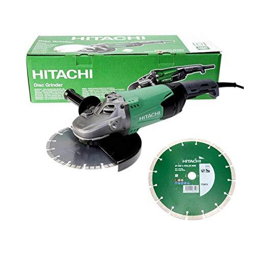 Hitachi G23SW2WW - Amoladora 230 mm 2