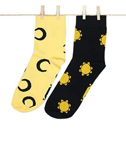 Roits Hachi Niedrige Socken 41-46 - Herren Lustige Socken, Odd Fun Socks
