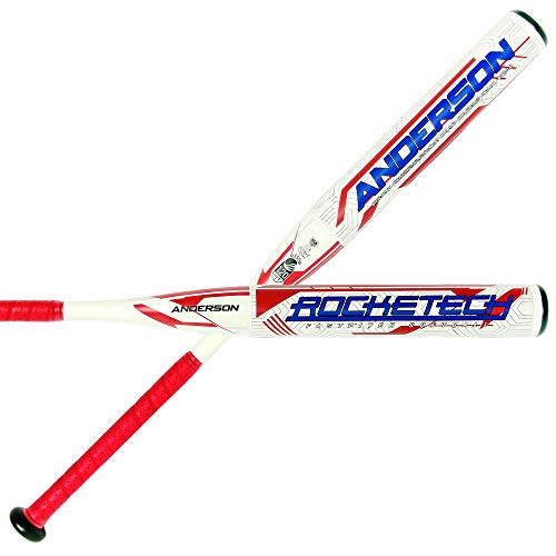 2020 Anderson Rocketech -9 Double-Wall Fastpitch Softball Bat (33 Inch / 24 oz.)