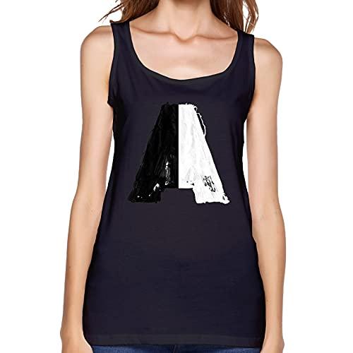 EDGHUOEIH Armin Van Buuren Balance Logo - Camiseta sin mangas para mujer