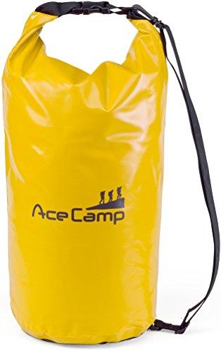 AceCamp - Sac à dos étanche flottant avec sangle...