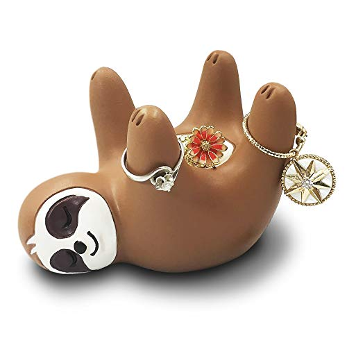 Cute Sloth Ring Holder