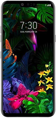 LG G8 ThinQ - 128 GB - Black | T-Mobile Locked CDMA/GSM (Black) (Renewed)
