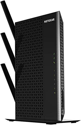 Netgear WLAN Mesh Repeater EX7000WLAN Verstaerker & Super-Boost WiFi (AC1900 Dual Band, Abdeckung 3 bis 4 Räume & 30 Geräte, Geschwindigkeit bis zu 1900 MBit/s, smartes Mesh WLAN Roaming)