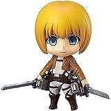 ZHWOW Attack On Titan: Armin Arlert Q Ver Figura De Anime Estatuas De Juguete Modelo De Personaje Figuras De Acción Colección De Decoraciones Juguetes para Niños