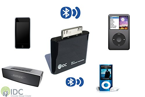 Bluetooth iPod Transmitter - Stream Your Music Wirelessly to...