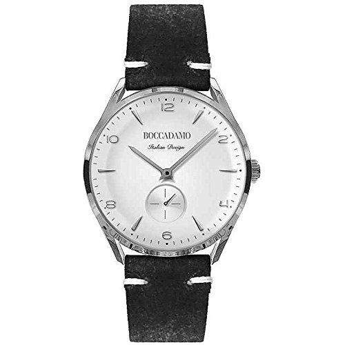 orologio solo tempo uomo Boccadamo 1960 casual cod. WA009