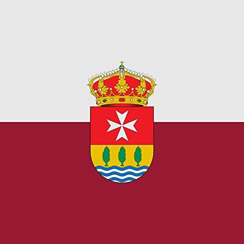 magFlags Bandera XL Arroyo de la Encomienda | Arroyo de la Encomienda, Valladolid | 2.16m² | 150x150cm