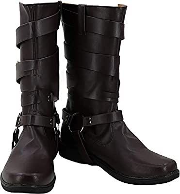 Dream Cosplay Boots Shoes for Devil May Cry 6 Dante by MINGCHUAN