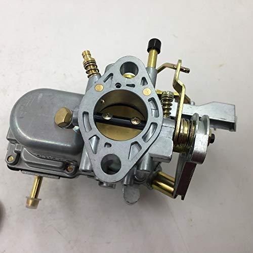 QIUXIANG Carb carburador carburador en Forma for Renault R4 SOLEX Reemplazar for Renault R4 Zenith 28 SI 28IF 28MM carby carburador