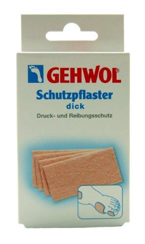 Gehwol Schutzpflaster dick, 4 St