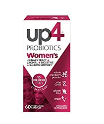 UP4 Vegan Probiotics