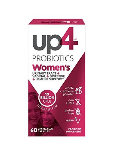 Up4 Women's Advanced Care Probiotic Supplement | Amazon