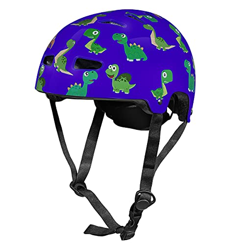 AYGANG Helmet Child Bike Helmet Sports Protective Gear Head Protector Guard For Cycling Skating Scooter Bicycle Accessories (Color : Blue)