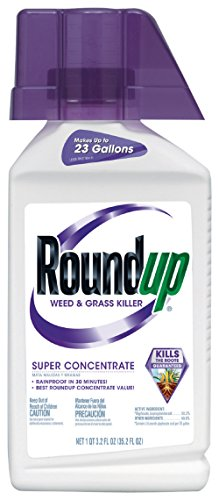 Roundup Weed and Grass Super Concentrate Killer (Case of 6), 35.2 oz