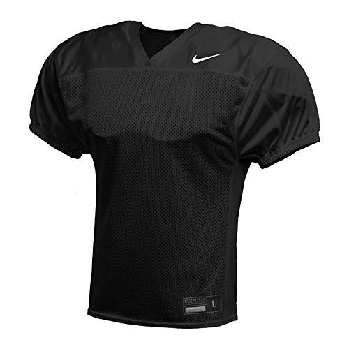 Nike Stock Recruit Practice Football Jersey - schwarz Gr. L