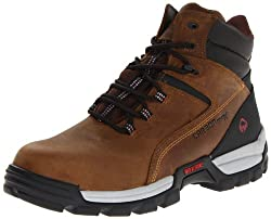 Most comfortable steel toe boots for standing all day - The Shoe ...