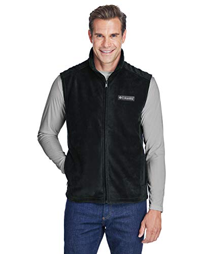 Columbia Men's Steens Mountain Full Zip Soft Fleece Vest