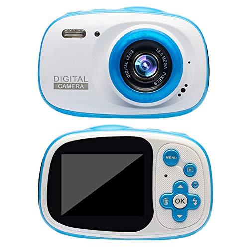 Cámara de video para niños, cámara Digita para niños con pantalla de 3 pulgadas a prueba de agua HD de 2 pulgadas para la elección...