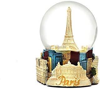 Best snow globe paris france Reviews