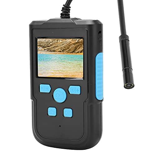 CUTULAMO Endoscopio Industriale, Endoscopio di condizionatore portatile 1080P per sistemi di scarico per canalizzazioni di alimentazione in acqua (5 metri, tipo di torre penche)